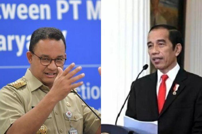 Anies Dinilai Sudah Ikuti Kemauan Jokowi Rangsang Ekonomi Jakarta, Faktanya Angka COVID-19 Melonjak