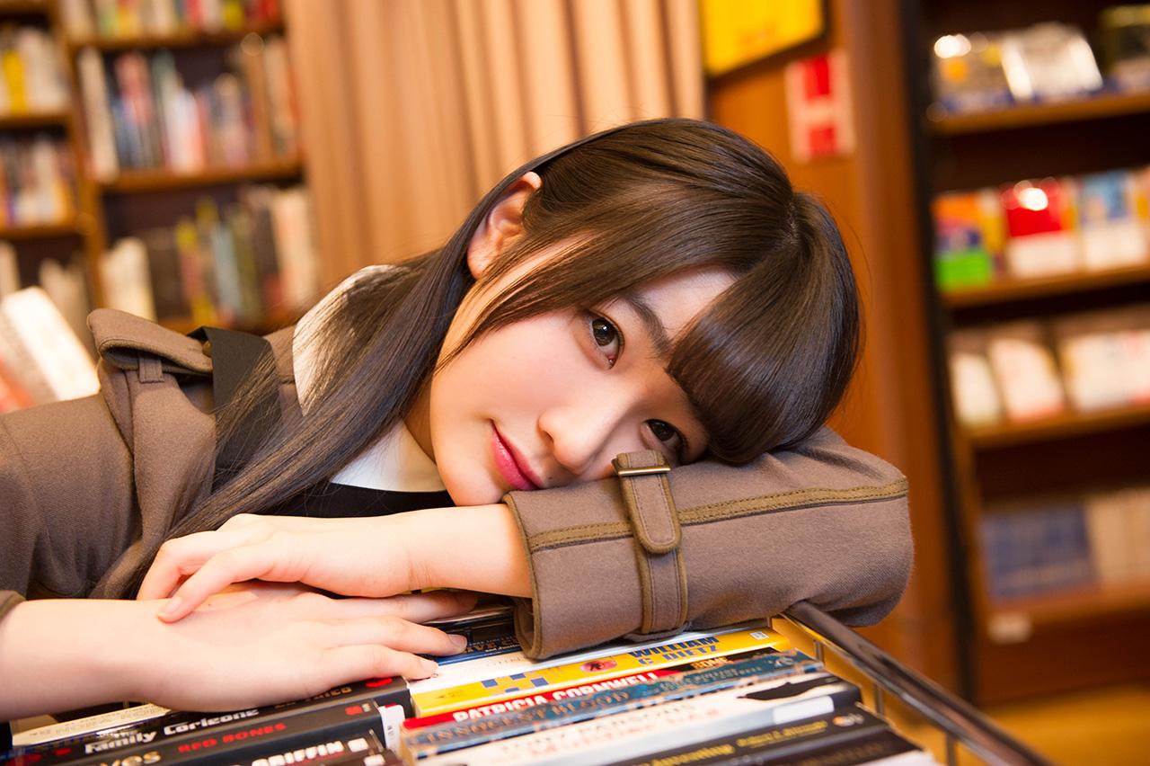 Ushio Sarina 潮紗理菜 Keyakizaka46, OtoCoto 2017.04