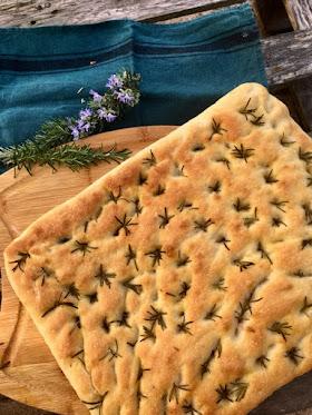 Le pain du moment, pour l'apéro ou grignoter...
