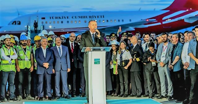 Μια λύση για την ΕΕ - Τσακίστε τον Ερντογάν εκεί που πονάει, τα αεροπλάνα του!