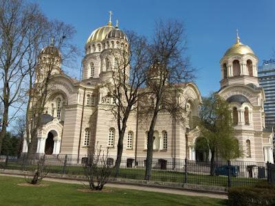 Catedral Ortodoxa de la Natividad