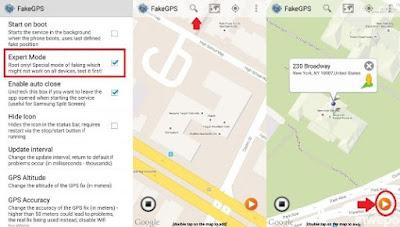 Cara Terbaik Mengubah Fake GPS Pokemon GO