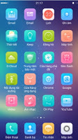 Theme Oppo Color New Style Android Mboton