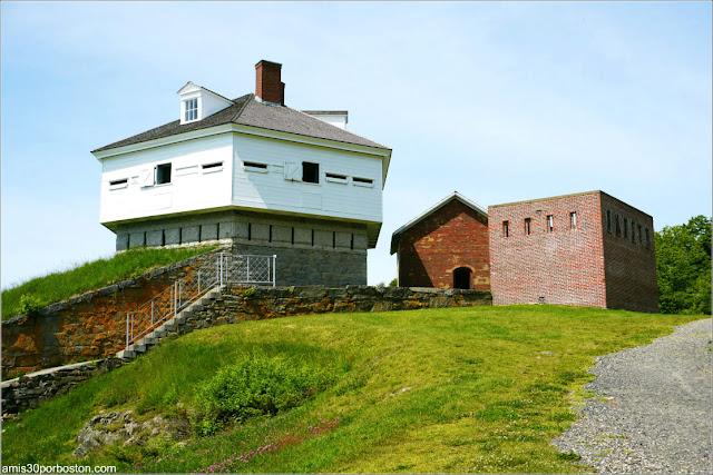 Fuerte Histórico McClary en Kittery