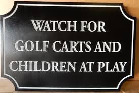 golfe instruções
