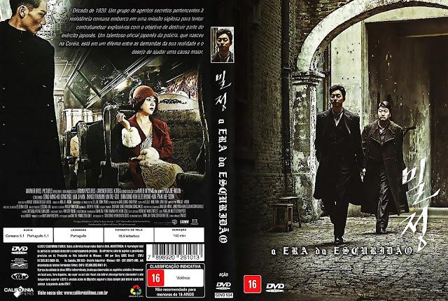 Capa DVD A Era da Escuridão (Oficial)