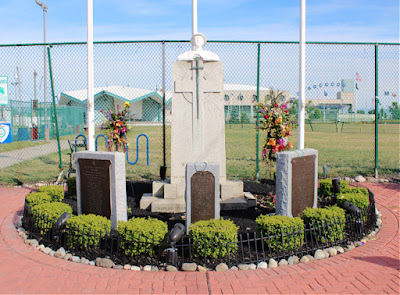 Memory Lane Veterans Memorial and Park in Wildwood New Jersey