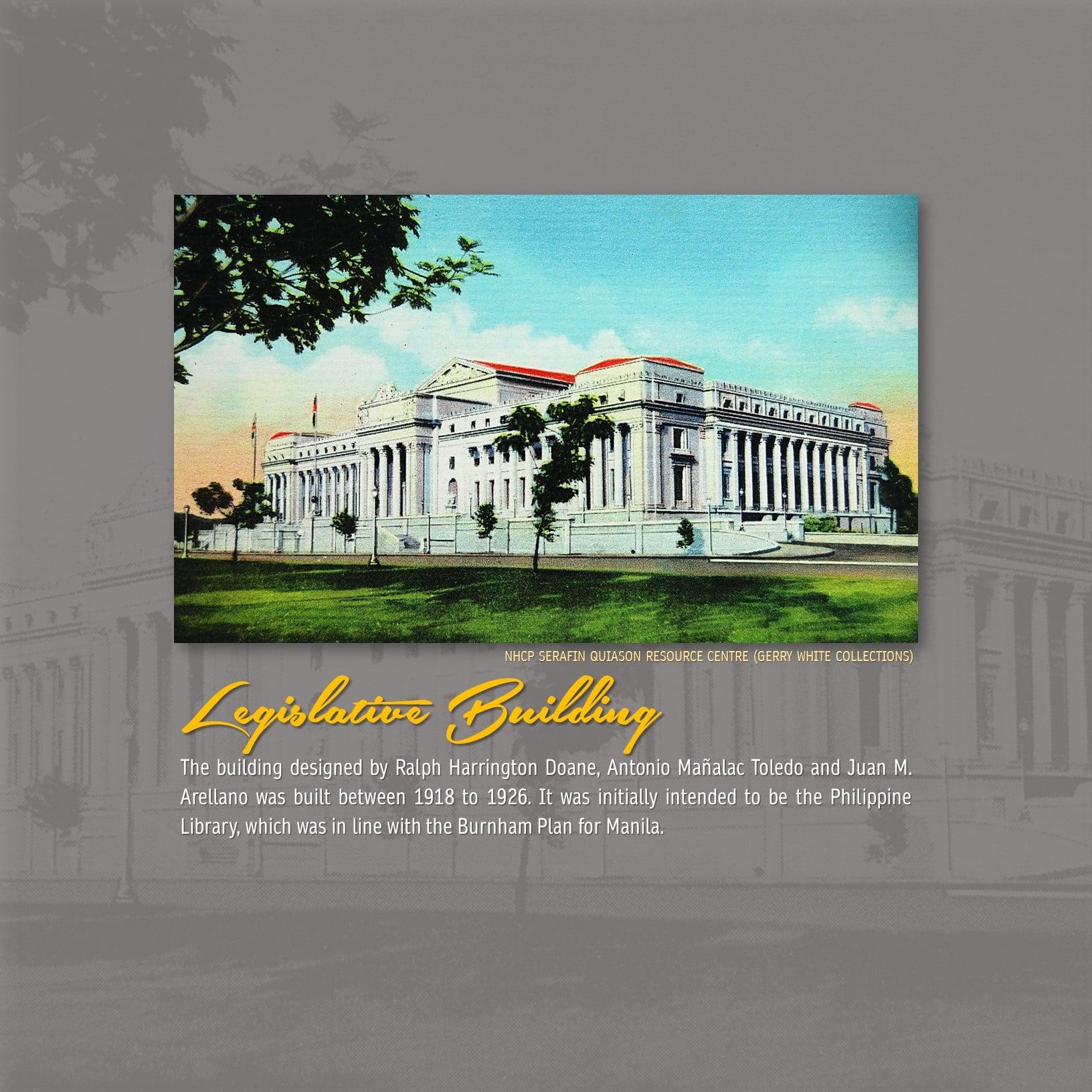 Legislative Building Manila Philippines