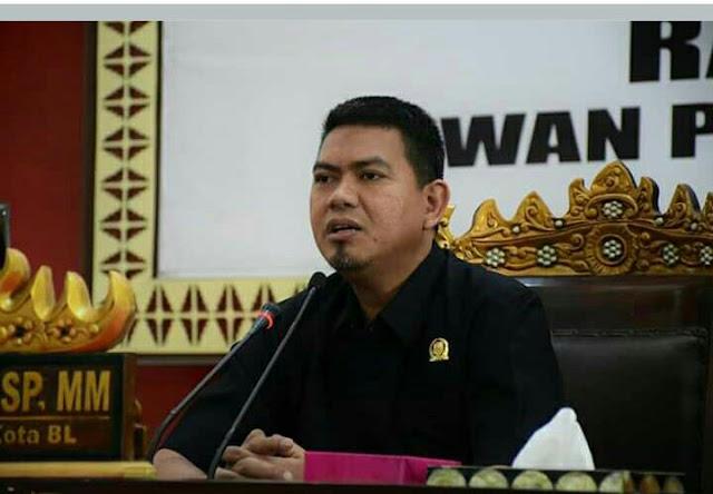 Wakil Ketua DPRD Minta Walikota Refocusing dan Realokasi APBD untuk Penanganan Covid-19