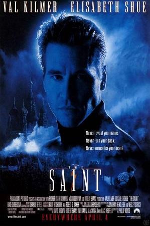 The Saint (1997) Hindi Dual Audio 1GB Bluray 720p