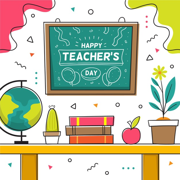 Wishes for happy teachers day