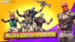 MaskGun Multiplayer FPS MOD Apk