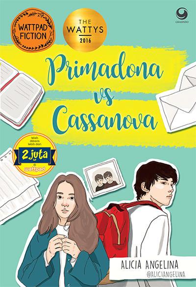 Primadona vs Cassanova karya Alicia Angelina PDF Primadona vs Cassanova karya Alicia Angelina PDF