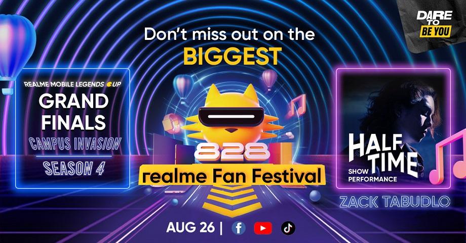 realme Fan Festival continues with RMC Grand Finals