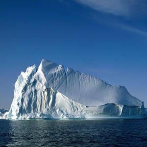 Buz dağı nasıl oluşur?