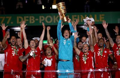 Video Leverkusen 2-4 Bayern Munich: Mãn nhãn bàn thắng, xứng đáng vô địch
