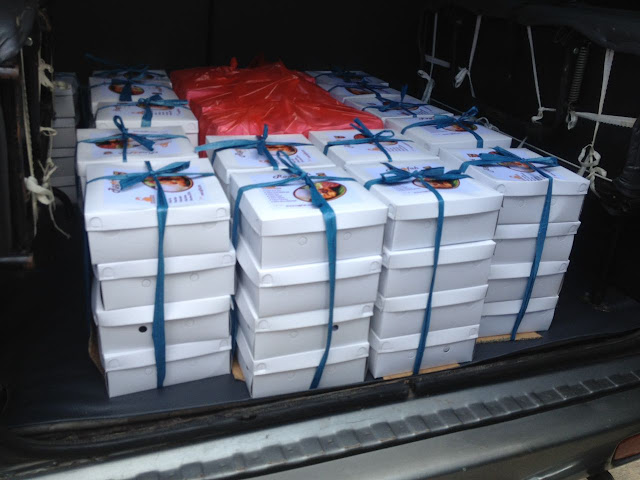 pesan catering nasi box murah cikarang selatan