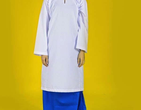 Baju Kurung School Uniform