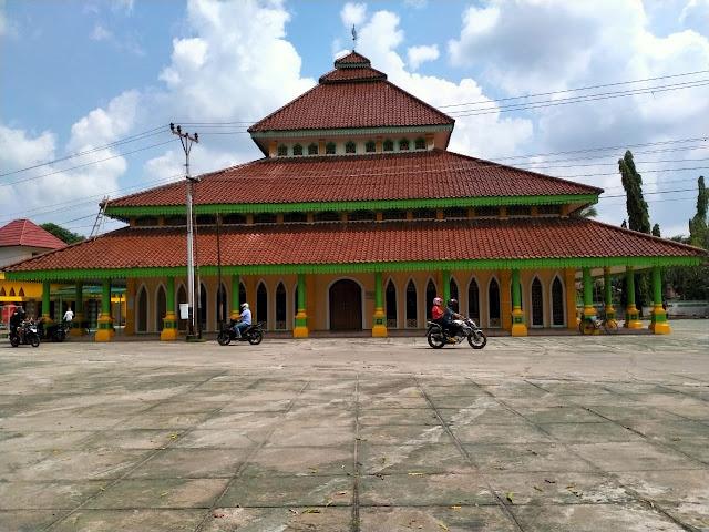 Masjid raya Rengat