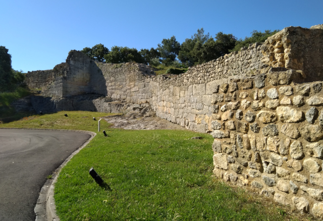 Muralles d'Olèrdola