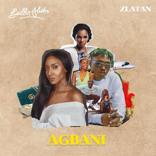 """Nigerian songstress and songwriter Bella Alubo is back on the news ago and this time she comes through with the remix of her new single """"Agbani"""" Featuring Zlatan."""