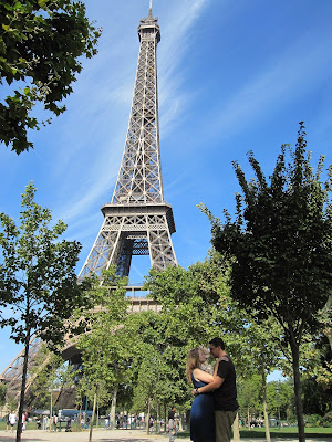 The Eiffel Tower | Paris, France