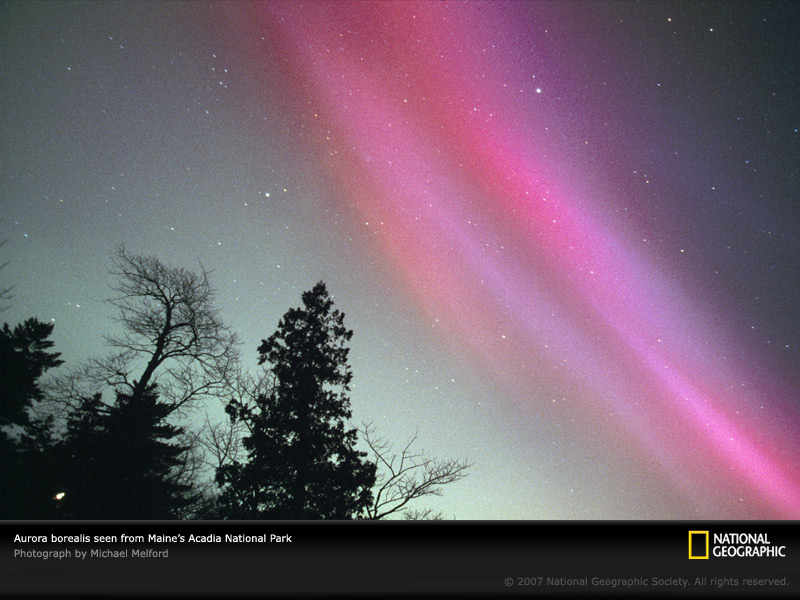3d Wallpapers For Nokia E63 Cool Images Aurora Borealis