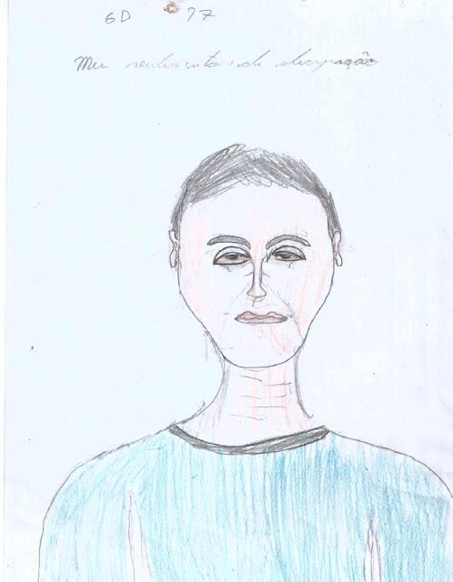 Interpretação do desenho de adolescente