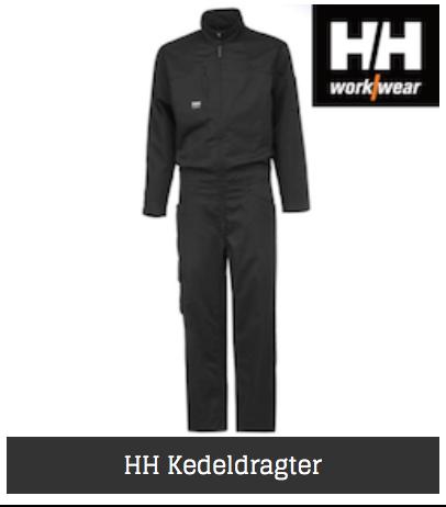 Helly Hansen kedeldragter