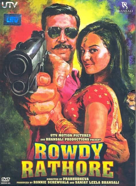Rowdy Rathor (2012) Full Movie Download 720p, 480p Khatrimaza