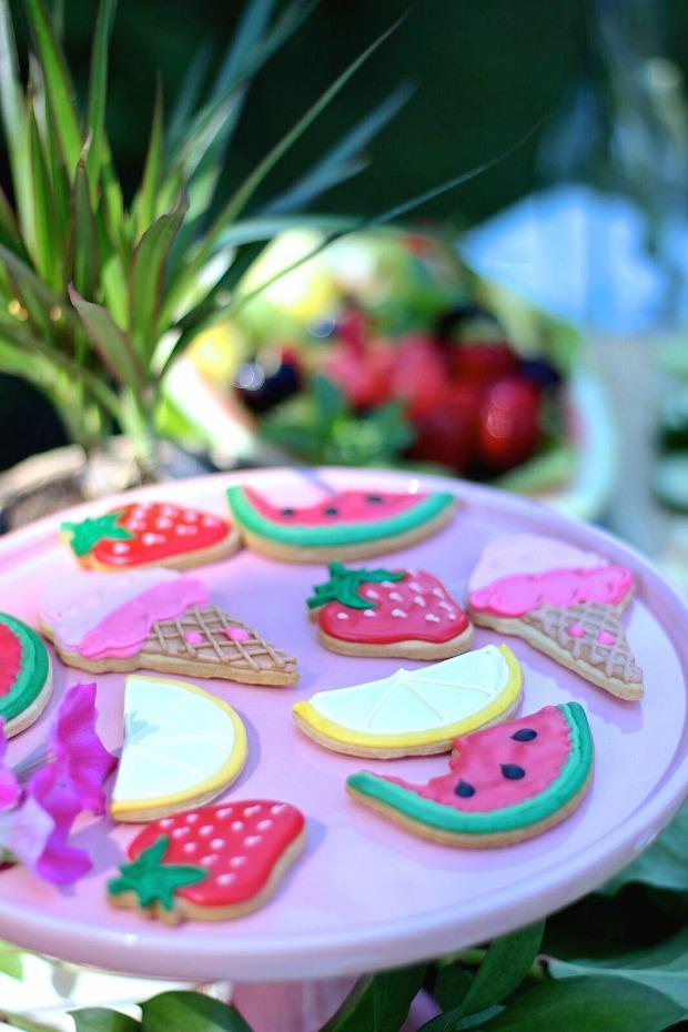 The Dessert Lady Cookies