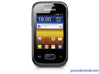 Cara Flashing Samsung Galaxy Pocket GT-S5300
