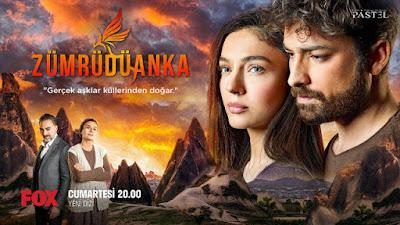 مسلسل  العنقاء Zumruduanka