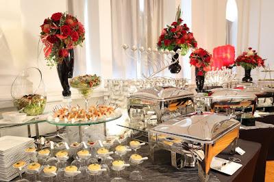 Cần lên kế hoạch quy trình tổ chức tiệc buffet