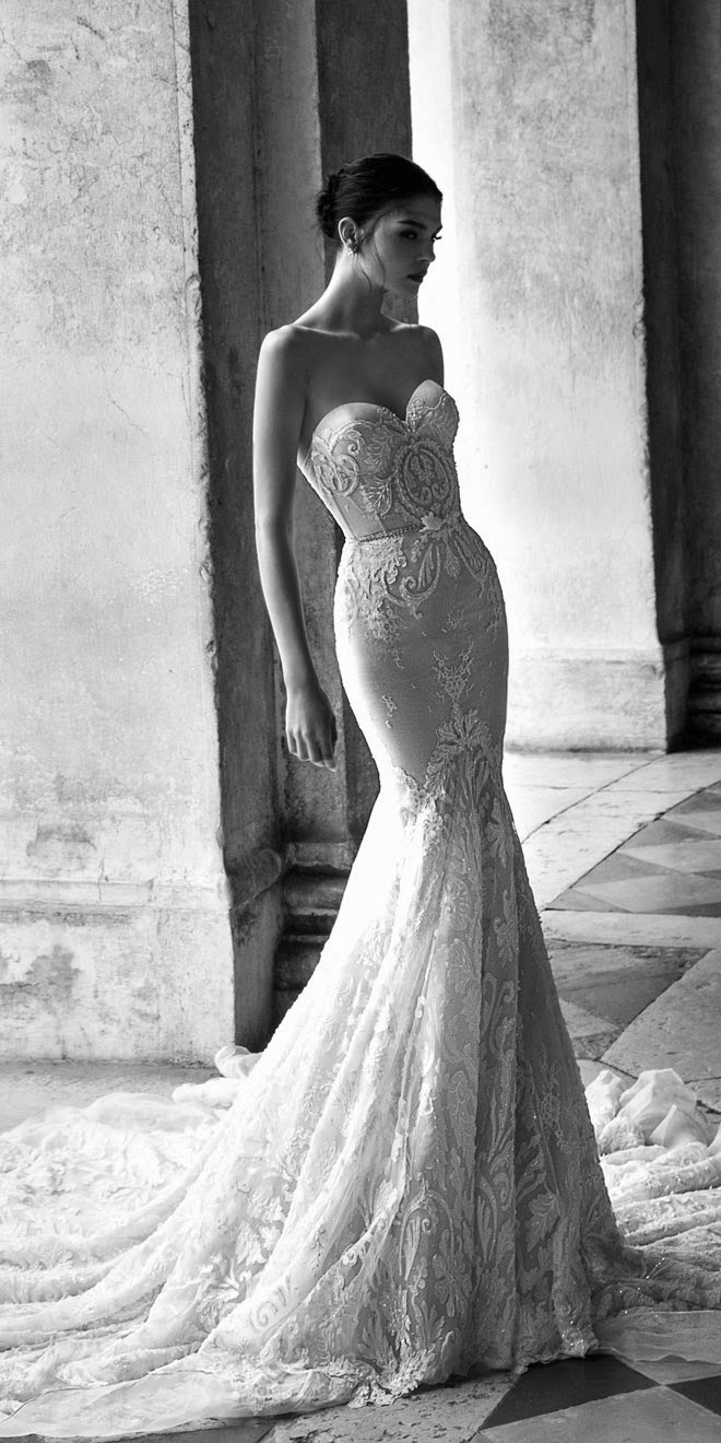 Inbal Dror 2015 Bridal Collection - Part 2 - BridalPulse