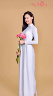 Nữ sinh HUTECH sở hữu chiều cao 'khủng' 1m74 và body nóng bỏng dự thi Hoa hậu Việt Nam