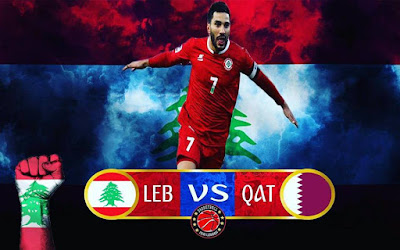 Live Streaming  Qatar vs Lebanon AFC 2019 (9.1.2019)