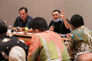 Komisi VI DPR RI Kunker ke NTB, Gubernur Sampaikan Resep Aman Berinvestasi