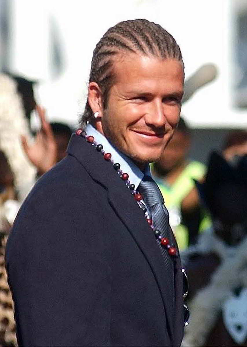 Fabulous David Beckham Hairstyle Name Taobaobees Com Hairstyles For Women Draintrainus