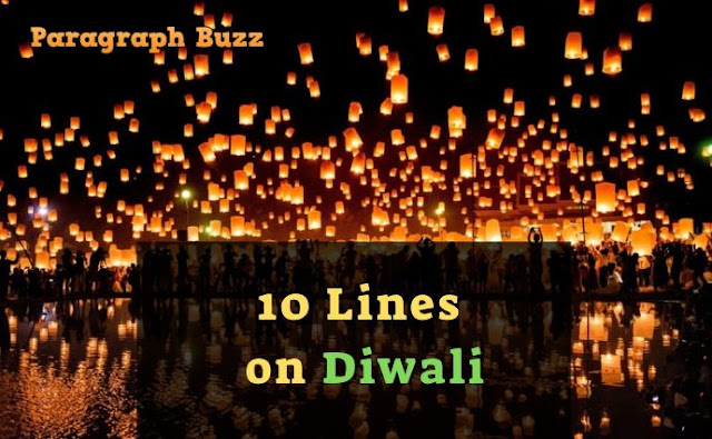10 Lines on Diwali