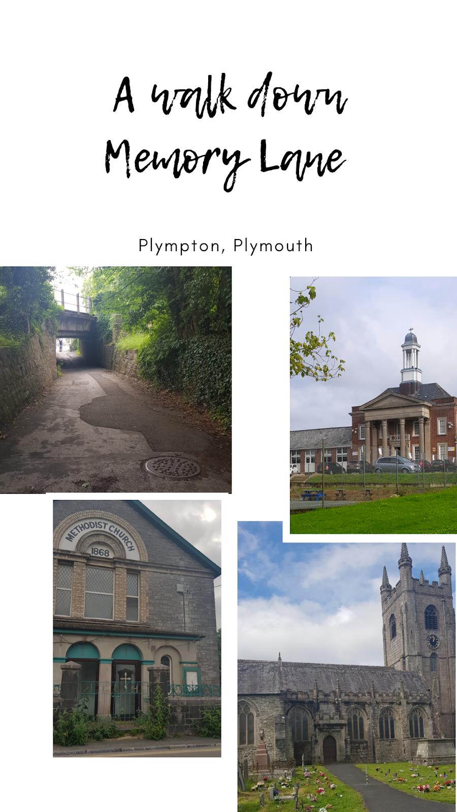 Photos of landmarks in Plympton near Plymouth