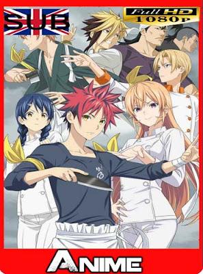 Shokugeki no Soma 4 Temporada completaHD [1080P] subtitulada [GoogleDrive-Mega]