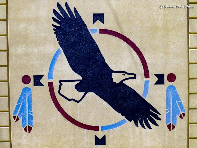 Simbología nativos americanos, Akta Lakota Museum - Chamberlain, Dakota del Sur