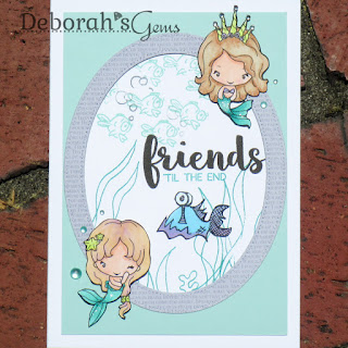 Friends sq - photo by Deborah Frings - Deborah's Gems