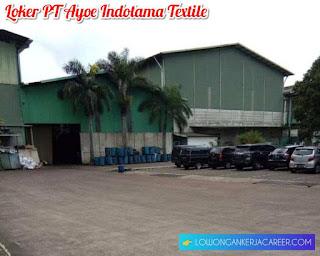 Lowongan Kerja PT Ayoe Indotama Textile (Ayoetex) 2020