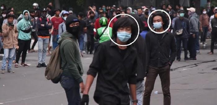 Video Pembakaran Halte Busway Benarkan Penyusup, Roy Suryo: Semoga Ditindaklanjuti Polri
