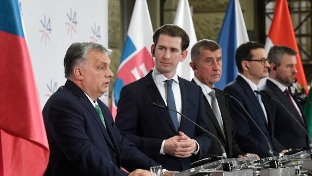 Orbán Viktor: Ausztria természetes partnere Magyarországnak és a V4-eknek
