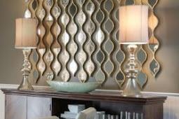 Idee per decorare le pareti della sala da pranzo