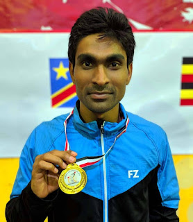 Pramod-Bhagat-Paralympic-Biography(बायोग्राफी)-Caste-State-Gold-Medal-in-Paralympic-Career-Salery-Net-worth-Family-Biography-In-Hindi