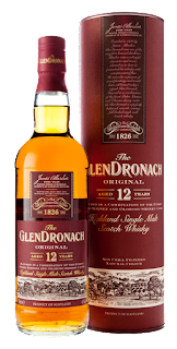 glendronach 12 year old scotch